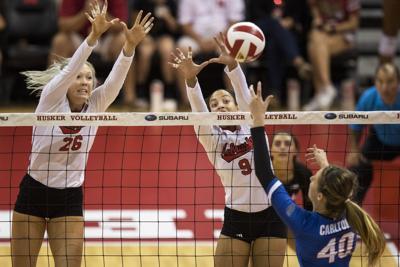 Nebraska sophomore Capri Davis to take an indefinite medical leave of absence