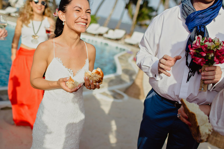 Inspiration // Kenyan Destination Wedding