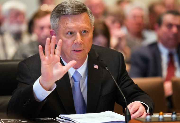 Dave Heineman: Lower property, income taxes are both priorities