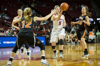 Recruiting report: South Sioux City's McKenna Sims holds three Division I offers