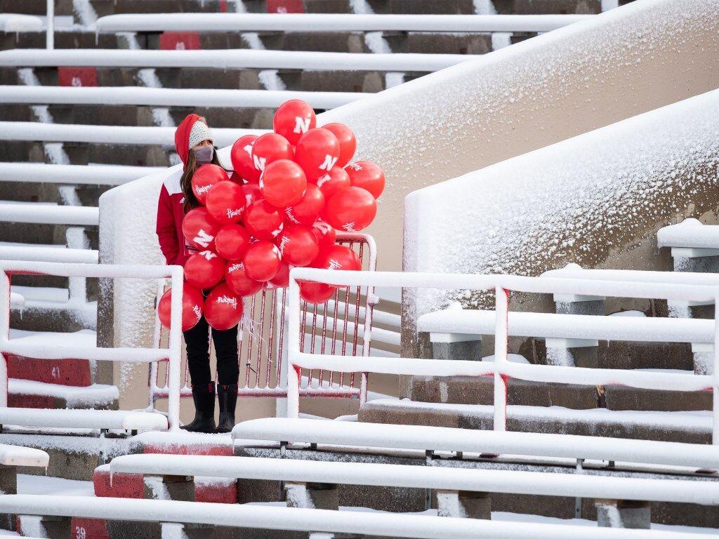 Nebraska balloons