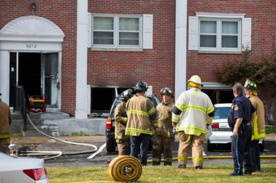 Six apartments damaged in fire near 97th, Maple Streets