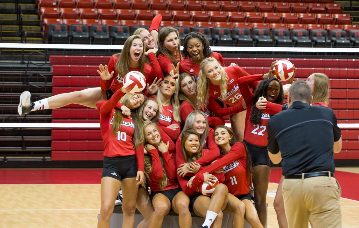 For Husker volleyball, bull's-eye becomes a bit bigger ...