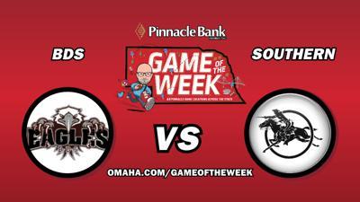 The Pinnacle Bank Game of the Week is...