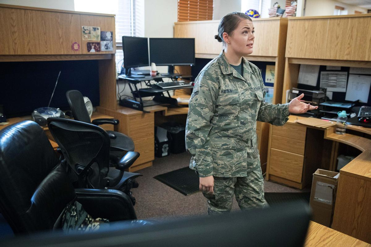 Service members weigh options as military prepares to launch