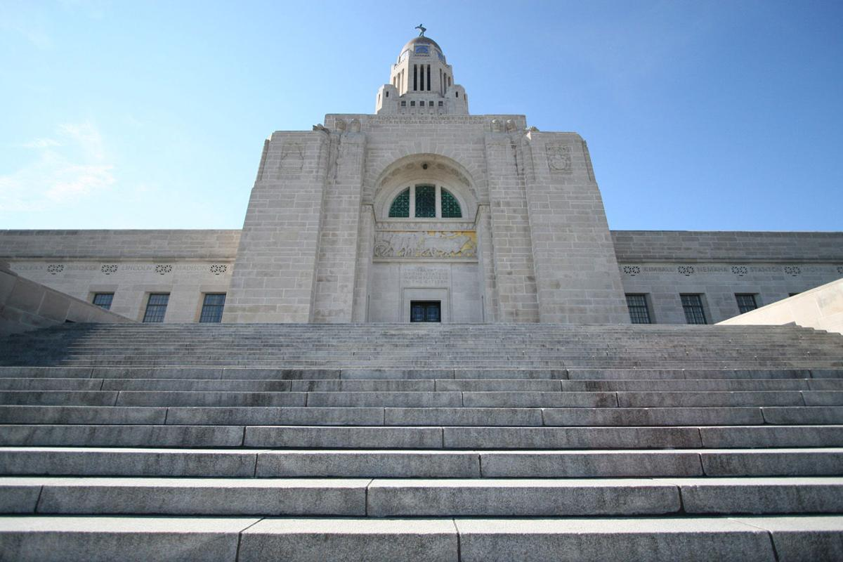 The Nebraska State Capitol