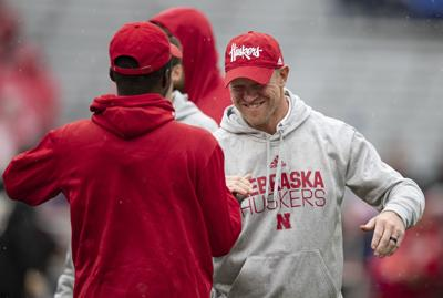 Husker football coaches apparently walk the walk and talk the (clean) talk while recruiting