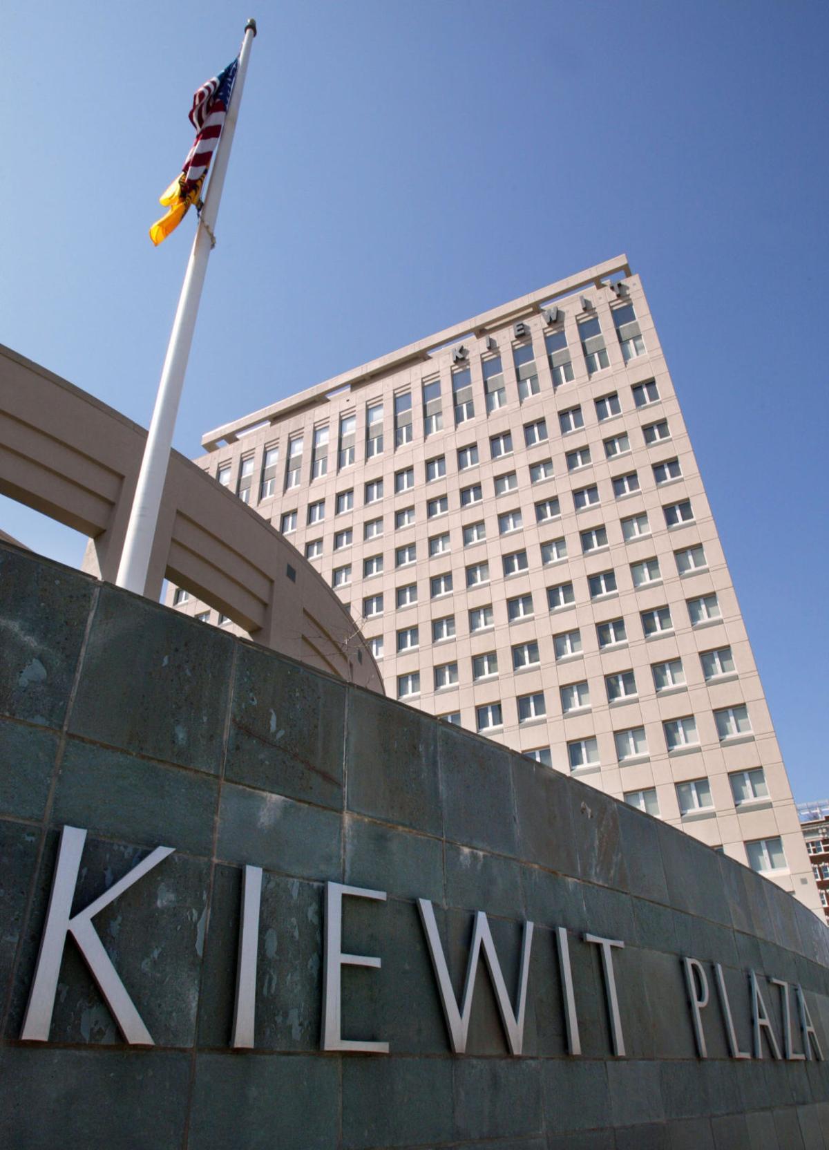 Kiewit Plaza