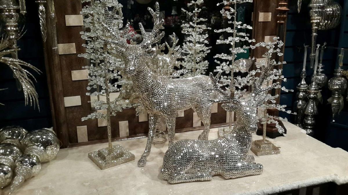 Disco reindeer