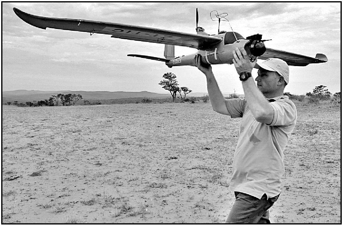 Drones show mixed results in global war on poaching