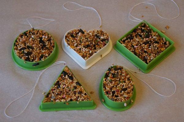 Kids Craft Idea: Cookie Cutter Bird Feeders | Blogs | Omaha.com