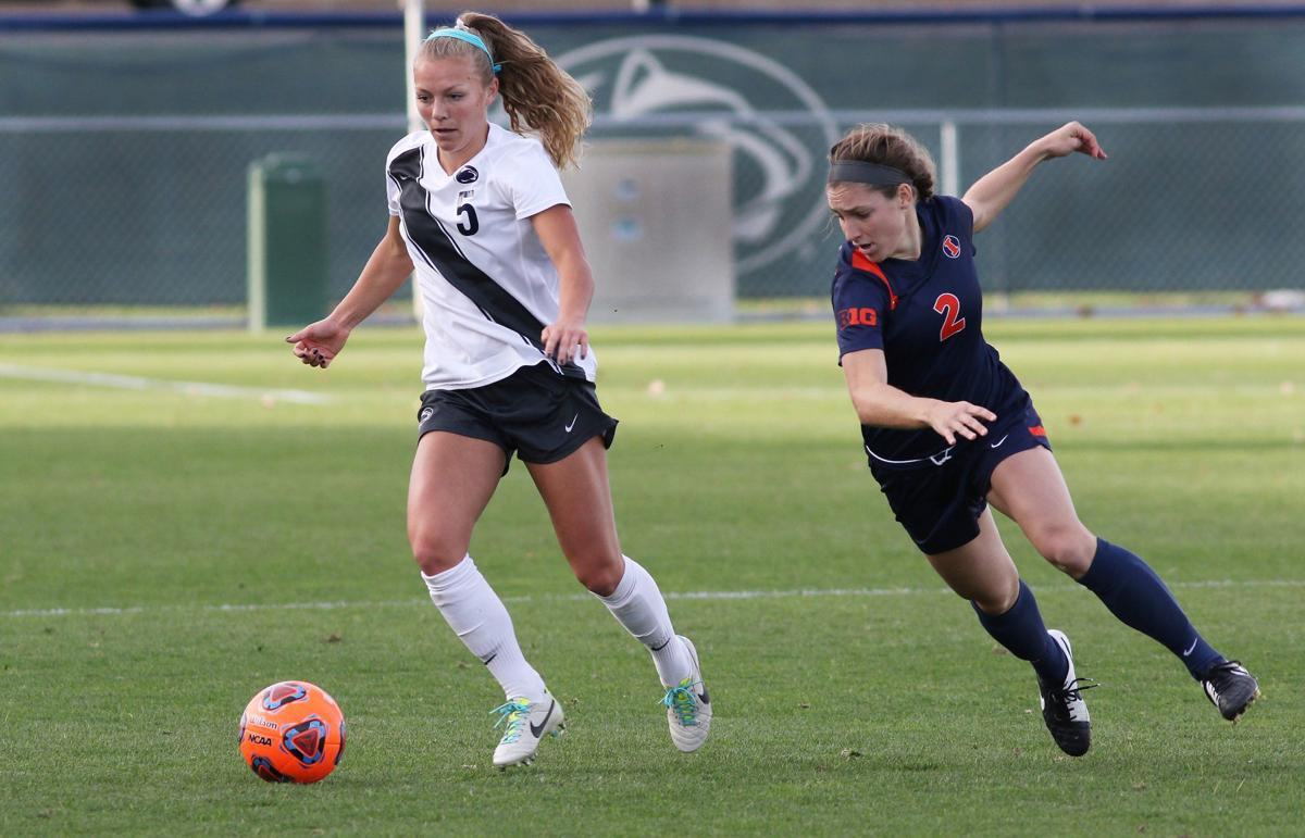 5f22a8c2b3a Hard work pays off as Omaha Marian grad Maddie Nolf selected in women's pro  soccer draft