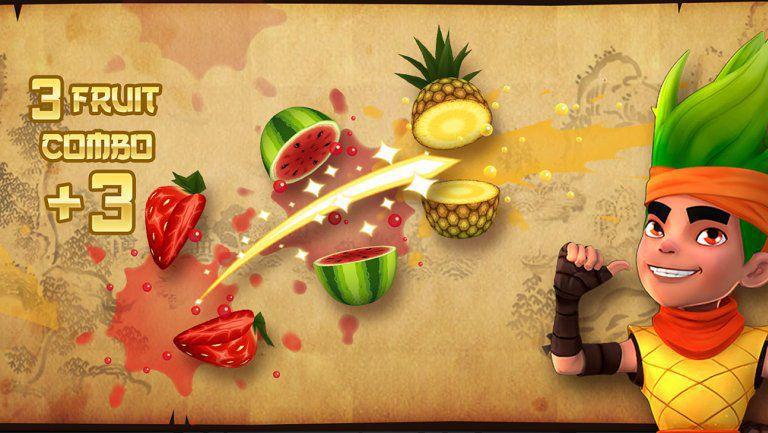 """Fruit Ninja"""