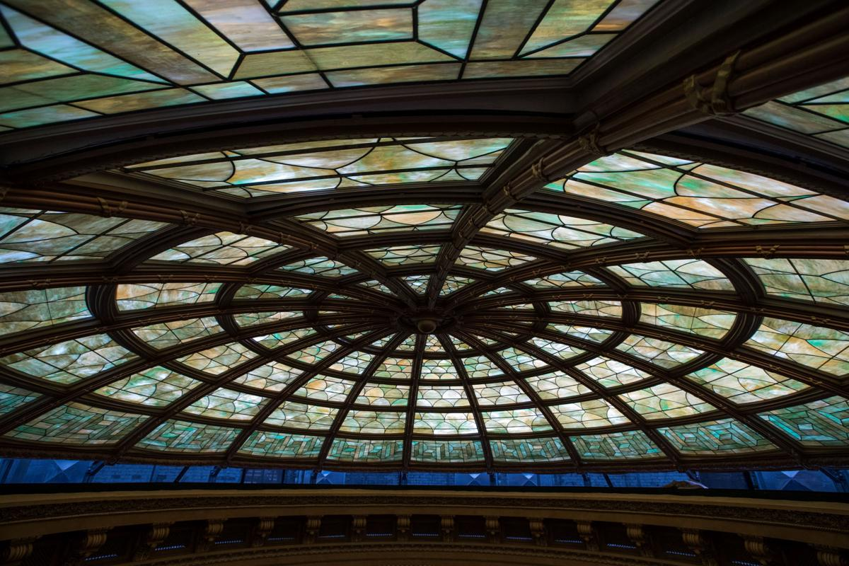 Editorial: Douglas County Courthouse murals offer a link to