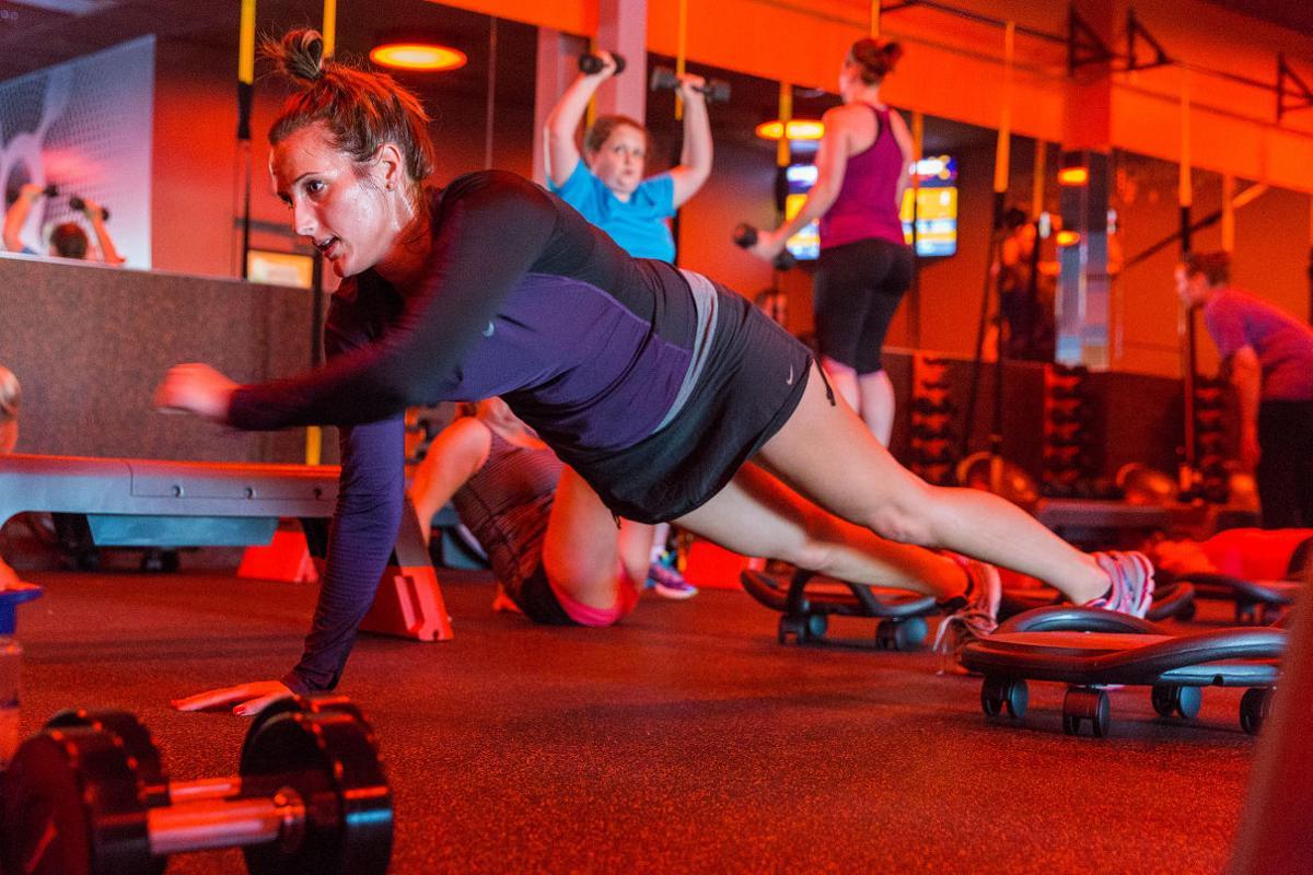 Organtheory workout