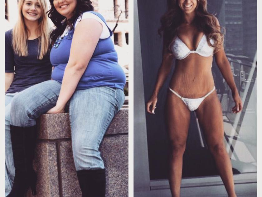 Omaha woman who lost 130 pounds competes in Vegas figure ...