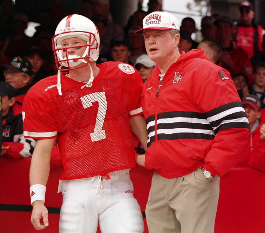 Scott Frost And Tom Osborne >> Tom Osborne considers Scott Frost to be 'the whole package,' denies calling him to 'come home ...