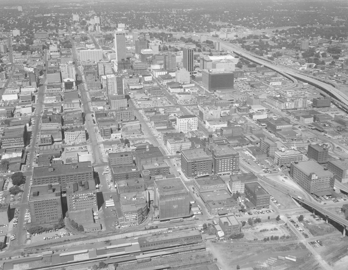 Downtown Omaha - 1974