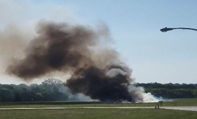 Millard Airport plane crash