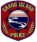 Grand Island Police Department logo