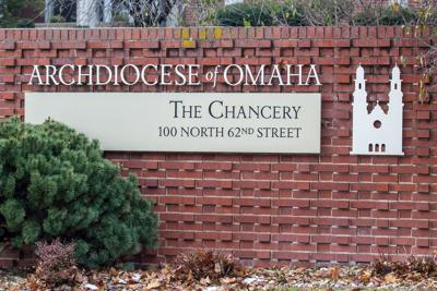 Archdiocese of Omaha sign