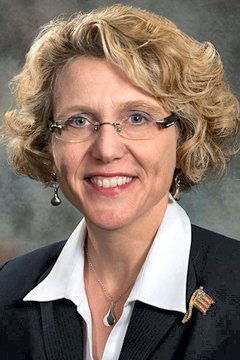 State Sen. Sue Crawford