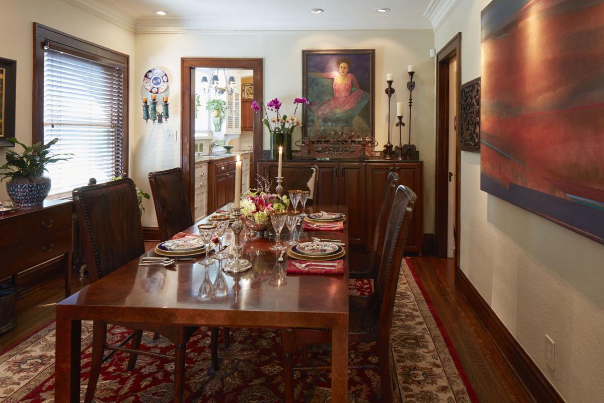 Urban dining room | Inspired Living Omaha