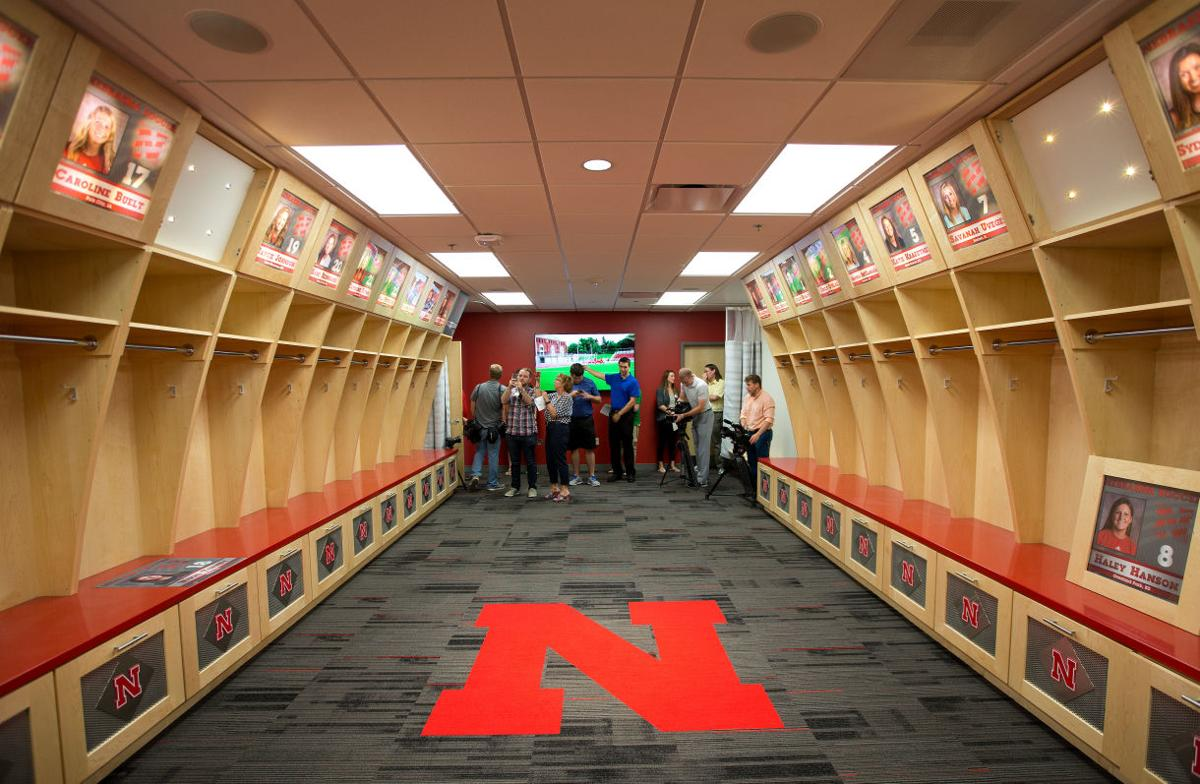 State Of The Art Hibner Stadium Wows Husker Soccer Players