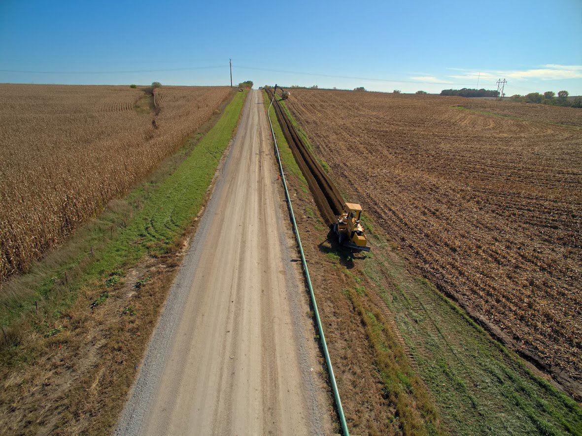 Black Hills pipeline
