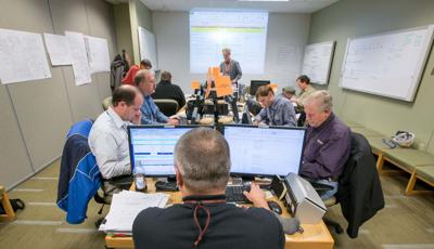 Outage control center OPPD Fort Calhoun