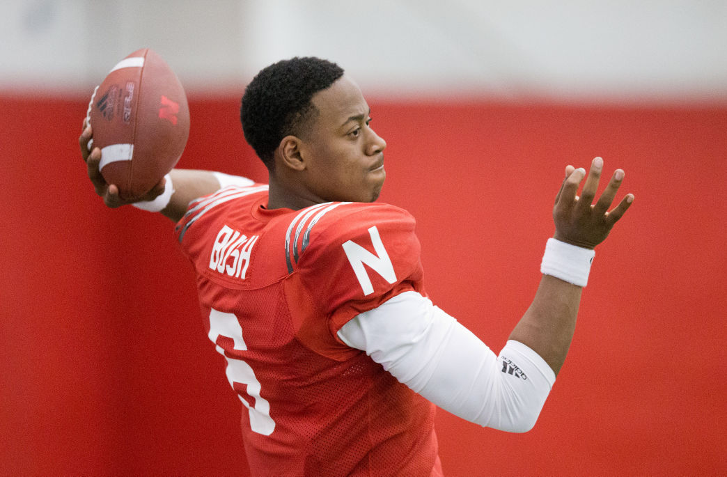 Freshman QB AJ Bush wins praise, but knows winning job ...