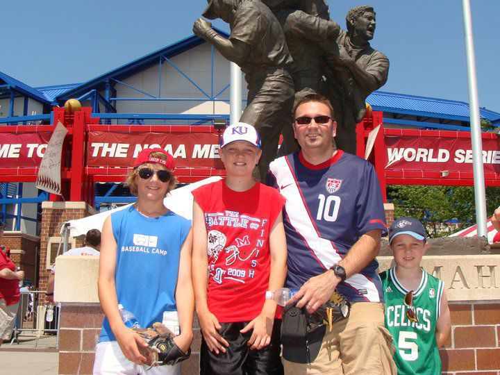 Lynn Kirkle - College World Series