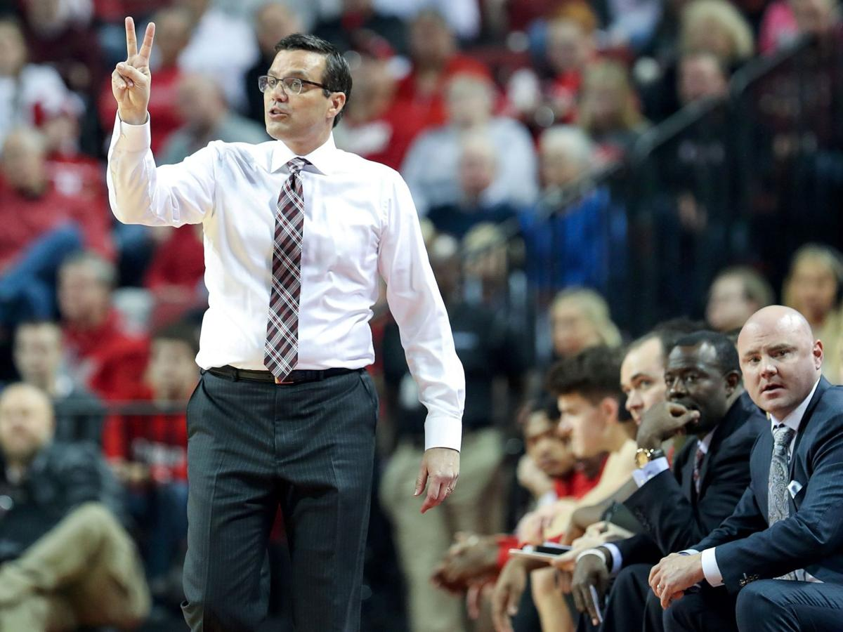 Nebraska basketball and coach Tim Miles don't mind being under the Big Ten radar