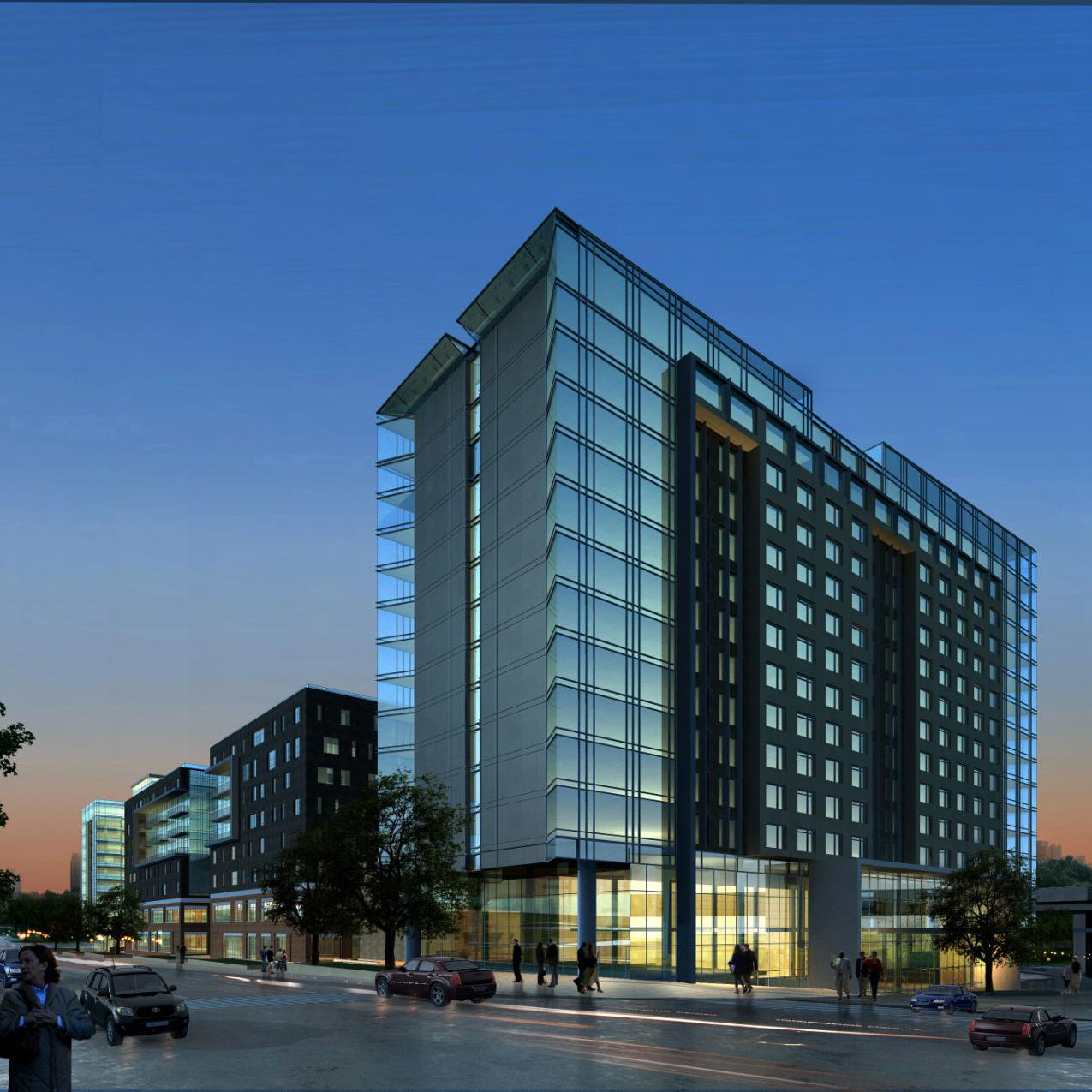 More details emerge on 14-story Capitol district hotel