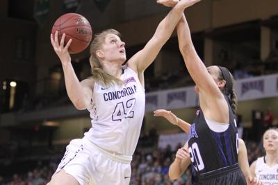Led by Millard West grad Philly Lammers, top-ranked Concordia ready for early-season tests