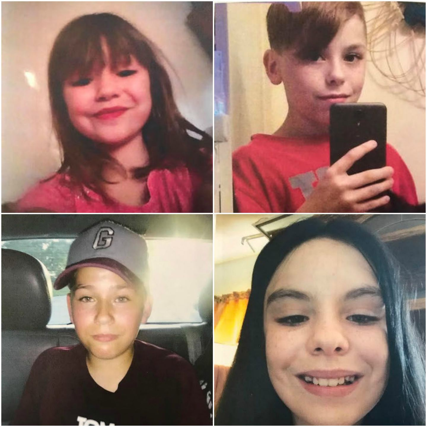 Amber Alert issued for four missing Omaha children