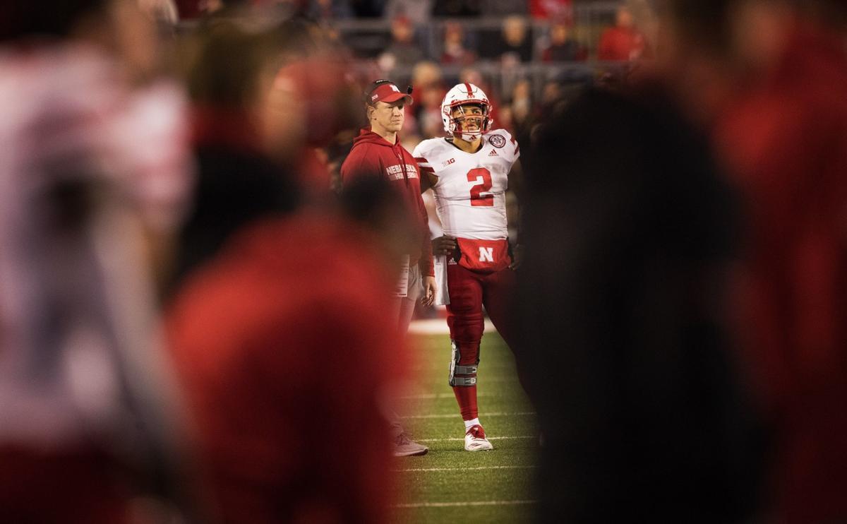 Heady: With Adrian Martinez entrenched at QB, national magazines like Nebraska football