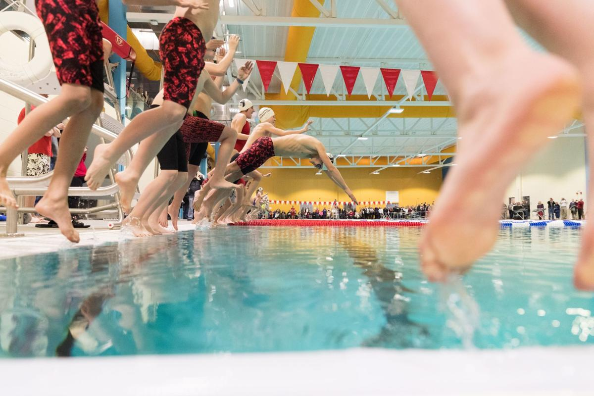Fremont Ymca Unveils Olympic Size Indoor Pool One Of Few