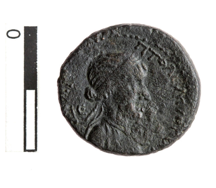 Hansen: UNO archaeological dig in Israel unearths priceless Cleopatra coin