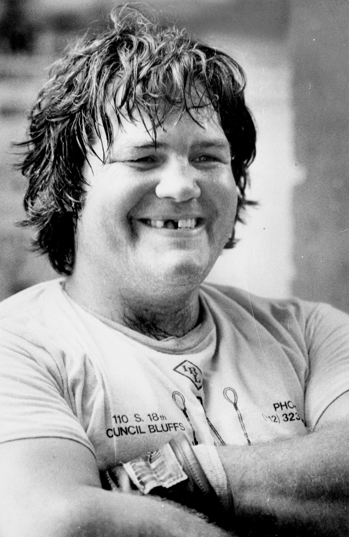 Boxing Historian Tom Lovgren 78 Never Threw In The
