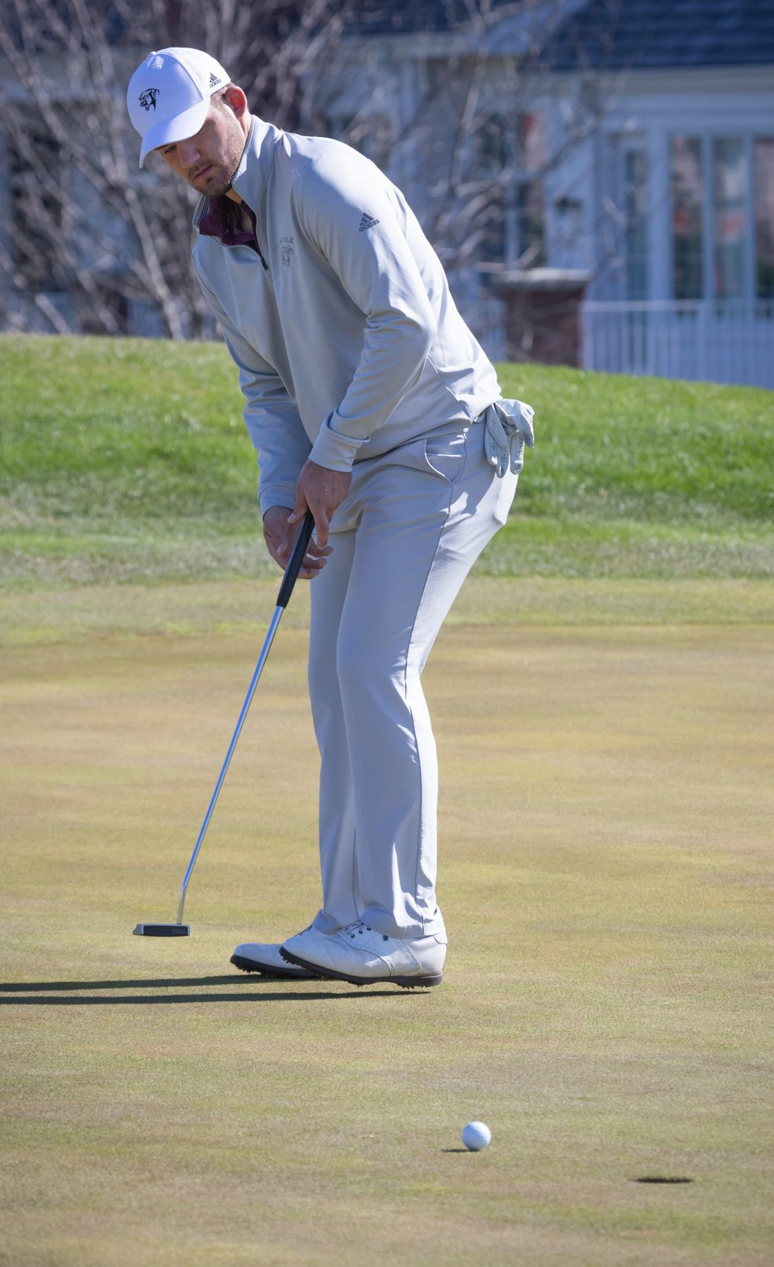 Two-time state golf champ Luke Kluver leads Norfolk to a win at Creighton Prep invitational (inside)