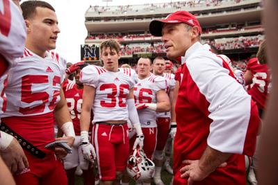 Shatel: Flash is on the field for the Huskers, but progress will be on sideline