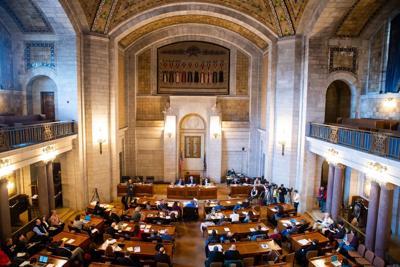 Nebraska state capitol (copy) (copy) (copy) (copy)