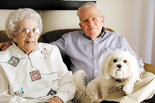 Nebraska couple to celebrate 70th wedding anniversary