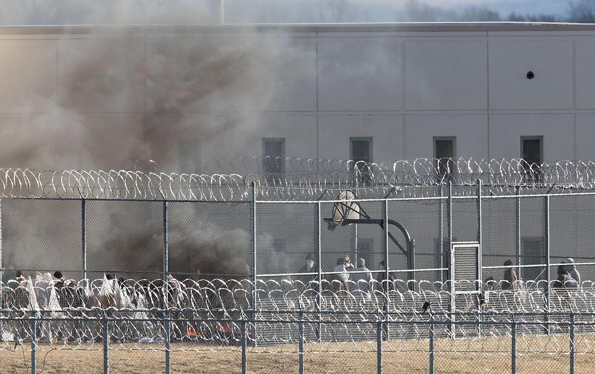 Tecumseh prison housing unit remains on lockdown after last week's