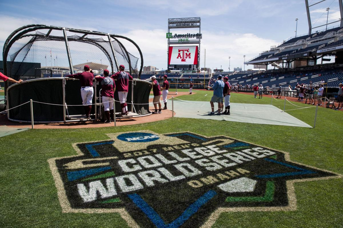 Vendors get early start at the CWS selling sugar, shirts and