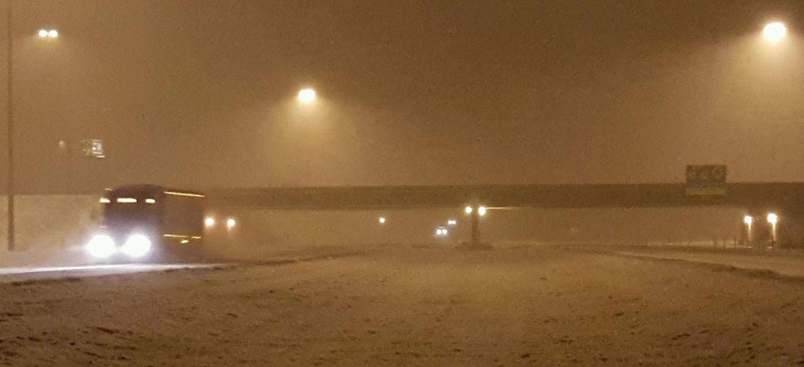 Snow near grand island-2-1-16