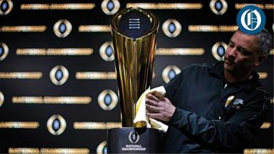 Carriker Chronicles: College Football Playoff teaser