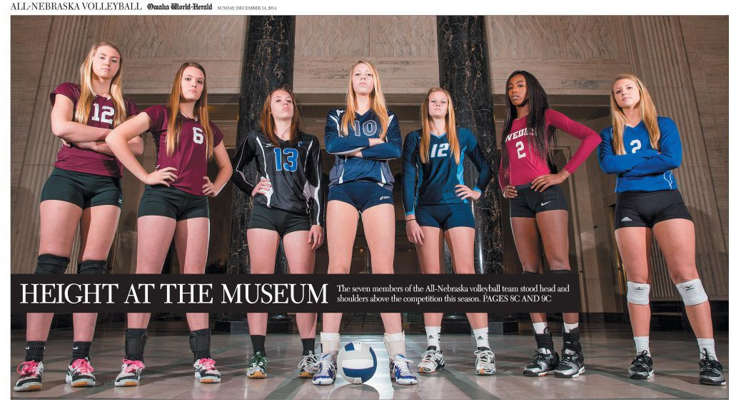 Seniors Lead College Of St Mary On Historic Run Back To League Volleyball Tournament Local Sports Omaha Com