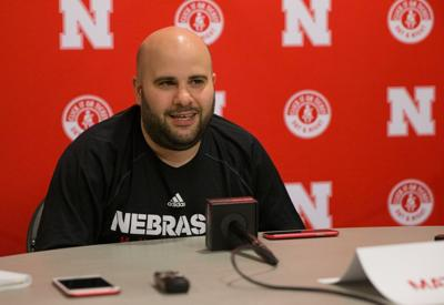 Matt Abdelmassih doesn't target one-and-done players, but wants Huskers in running for top talent